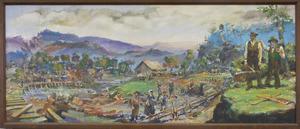 Dahlonega Mural