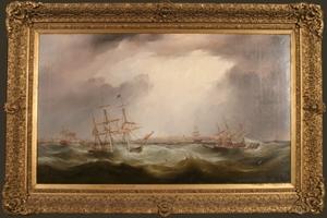 Samuel Walters - Storm of 1839