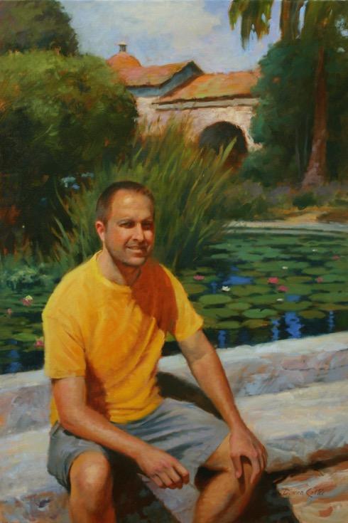 Greg in San Juan Capistrano
