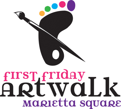Marietta First Friday Artwalk