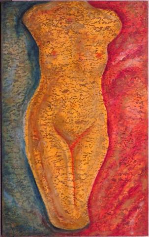 Eve II - Alison Spiesman