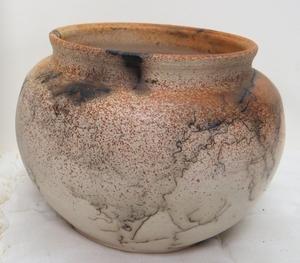 Ann Walling #259 - Raku pottery